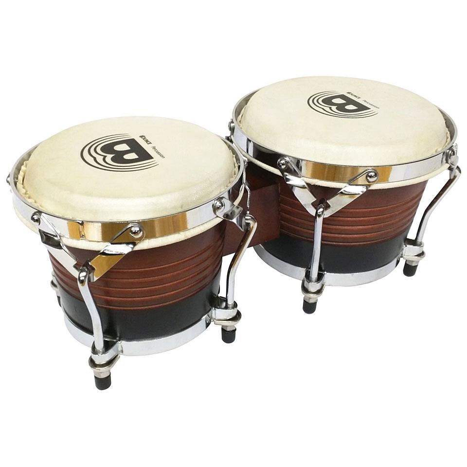 Percussion - Bounce Performer Vintage Sunburst Bongo - Onlineshop Musik Produktiv