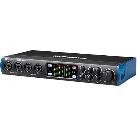 Audio Interface Presonus Studio 1810c