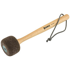 Bounce Felt/ Wood Bassdrum Beater