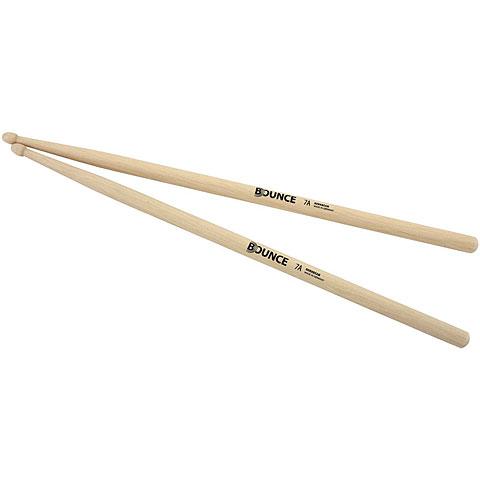Baquetas para batería Bounce Hornbeam 7A Wood Tip