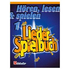 De Haske Hören,Lesen&Spielen 1 Liederspielbuch Trombone in « Libro de partituras