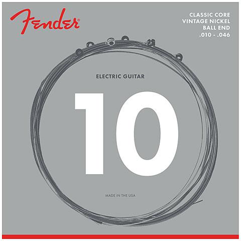 Cuerdas guitarra eléctr. Fender 155R, 010-046