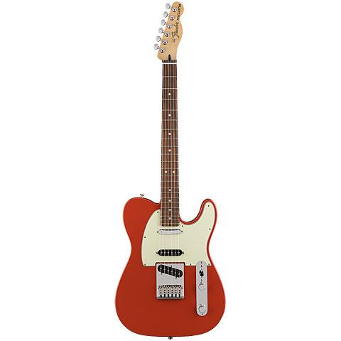 Fender Deluxe Nashville Telecaster PF FRD « E-Gitarre