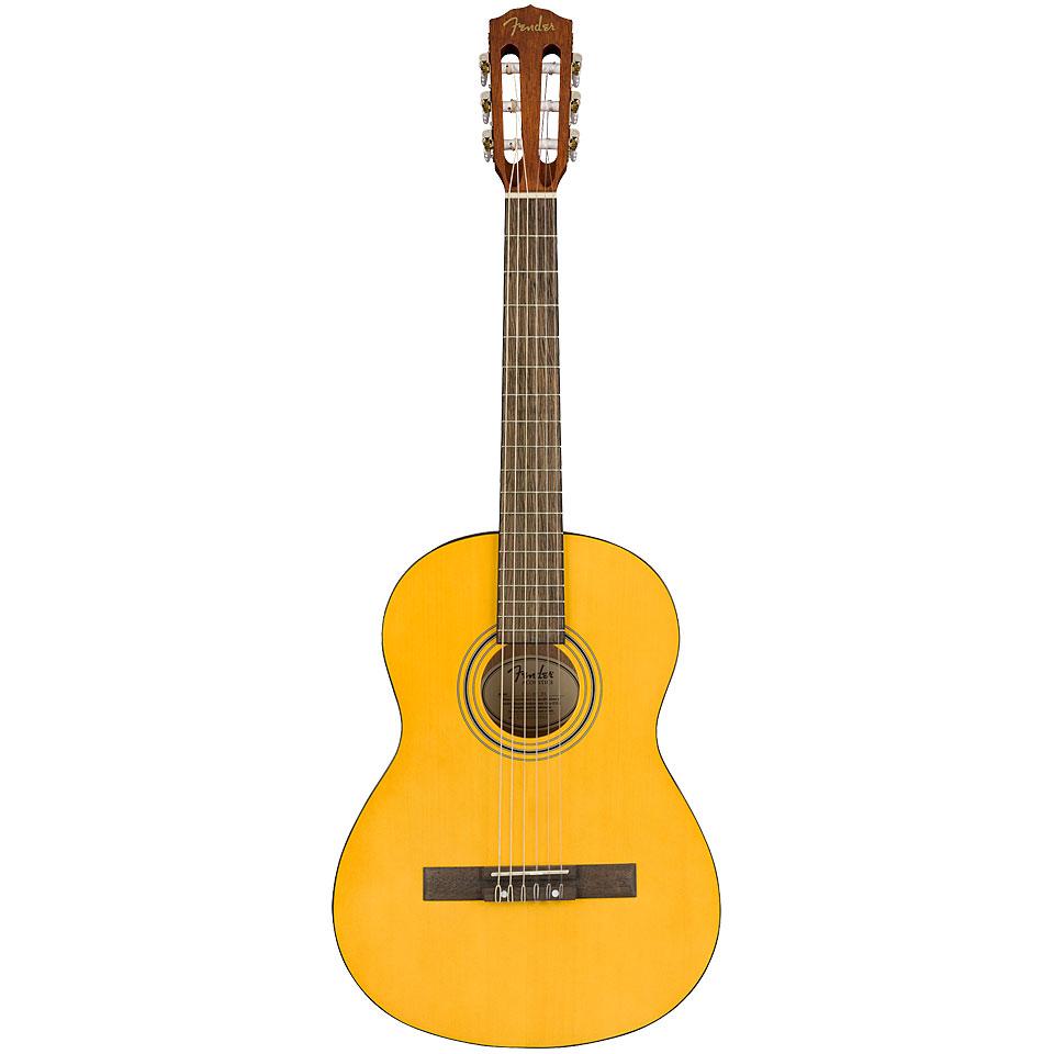 Konzertgitarren - Fender ESC80 Konzertgitarre - Onlineshop Musik Produktiv