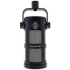 Sontronics Podcast Pro black « Microphone