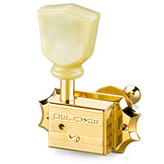 Schaller G-Series Deluxe KeyStone Gold « Mechanik