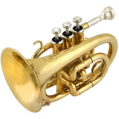 Chicago Winds CC-TR2100L Pocket Trumpet « Cornetín de pistones