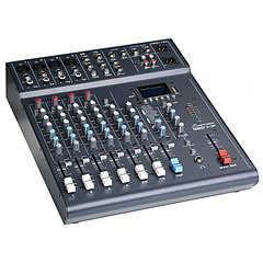 Studiomaster Club XS8+ « Console analogique