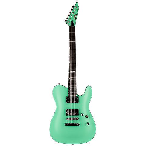 ESP LTD Eclipse '87 NT Turquoise « E-Gitarre