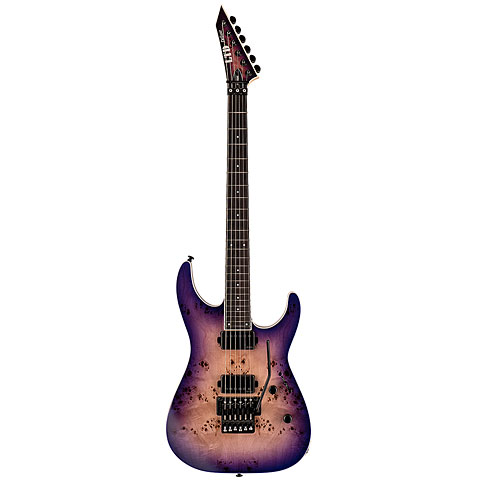 ESP LTD M-1000 BP PRNB « Electric Guitar