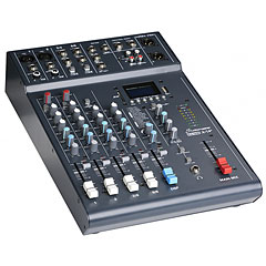 Studiomaster Club XS6+ « Console analogique