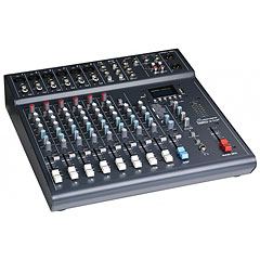 Studiomaster Club XS10+ « Console analogique