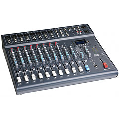 Studiomaster Club XS12+ « Console analogique