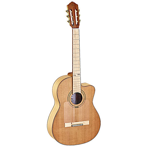 Guitarra clásica Ortega RCE-179SN-25TH