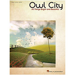 Hal Leonard Owl City - All Things Bright & Beautiful