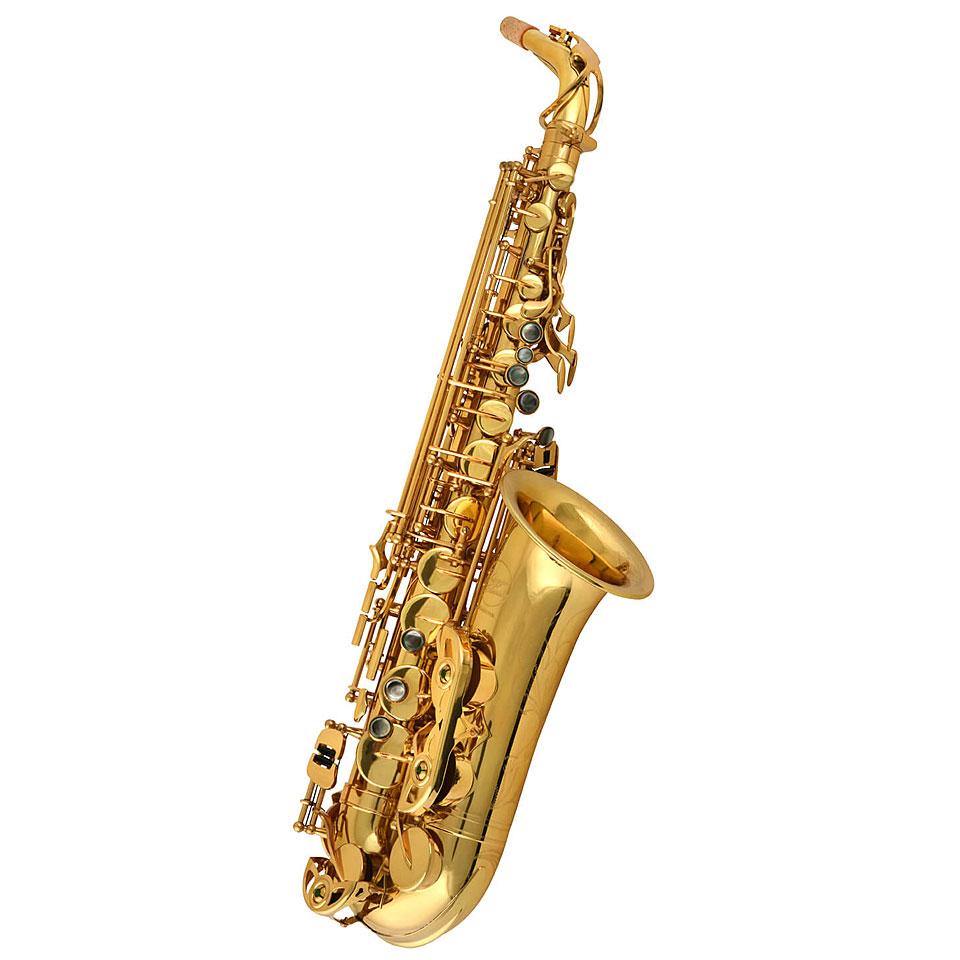 Saxophone - Chicago Winds CC AS5100L Pro Alto Sax Altsaxophon - Onlineshop Musik Produktiv