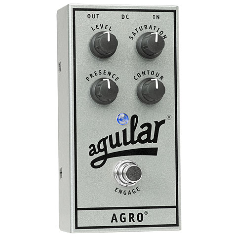 Bass Guitar Effect Aguilar Agro Anniversary Edition