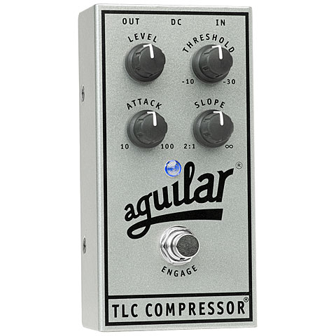 Bass Guitar Effect Aguilar TLC Compressor Anniversary Edition