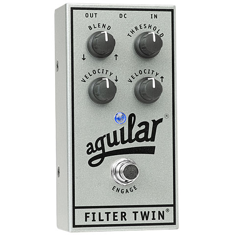 Effectpedaal Bas Aguilar Filter Twin Anniversary Edition