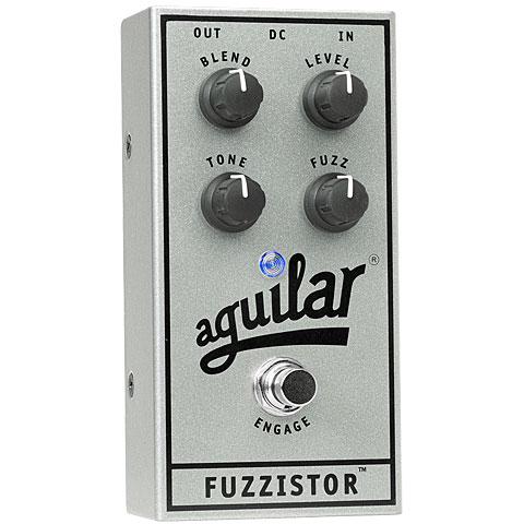 Effectpedaal Bas Aguilar Fuzzistor Anniversary Edition