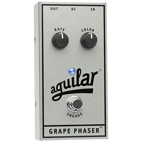 Effectpedaal Bas Aguilar Grape Phaser Anniversary Edition