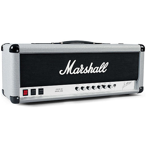 Tête ampli guitare Marshall MR2555X Silver Jubilee Reissue