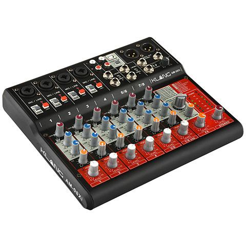 Console de mixage Klang AM-08Xi