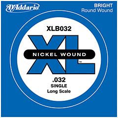 D'Addario XLB032 « Corde basse électrique