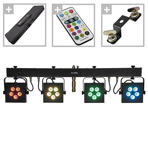 Set completo Eurolite LED KLS-902 Next Compact Light Set