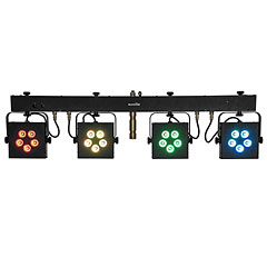 Eurolite LED KLS-902 Next Compact Light Set « Light-Set
