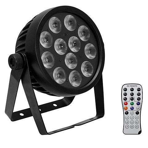 Lámpara LED Eurolite LED 7C-12 Silent Slim Spot