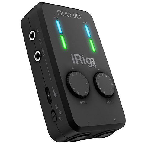Audio Interface IK-Multimedia iRig Pro Duo I/O