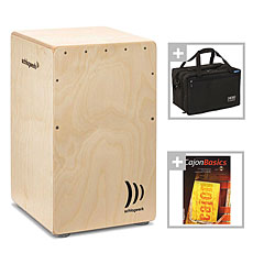 Schlagwerk CP101 X-One Nature Bundle « Cajon