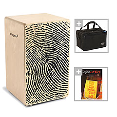 Schlagwerk CP107 X-One Fingerprint Bundle « Cajon