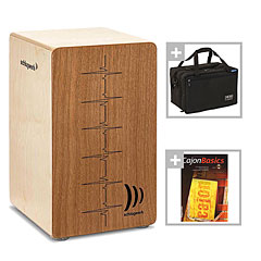 Schlagwerk CP540 Agile Base Nature Bundle « Cajon