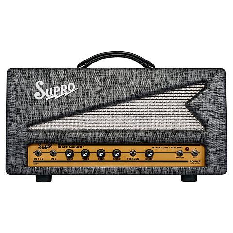 Topteil E-Gitarre Supro S1695T Black Magick Head