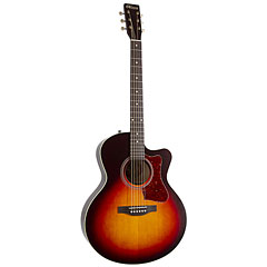 Norman B18 Mini Jumbo CW Cherry Burst A/E « Westerngitarre
