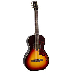 Norman B18 Parlor Cherry Burst GT Q-Discrete « Guitare acoustique