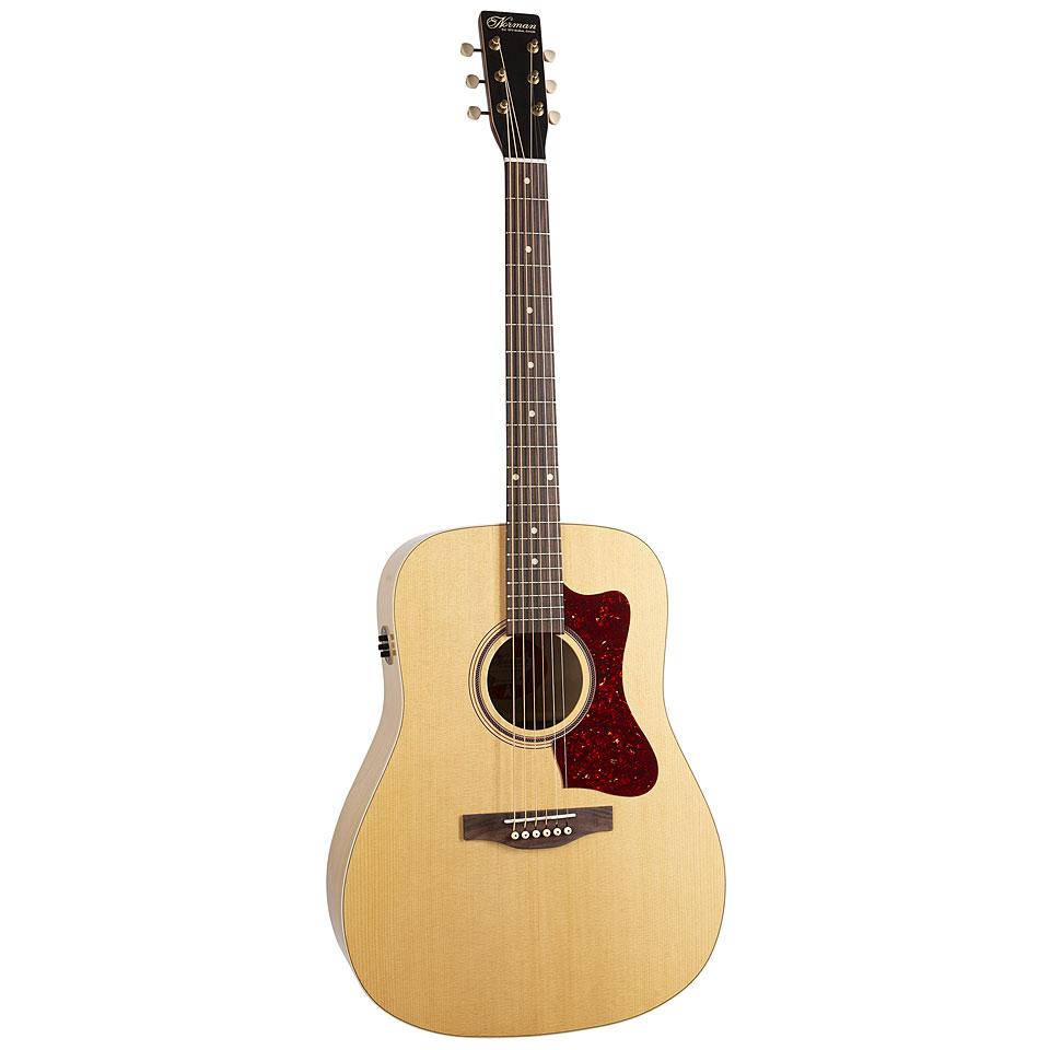 Westerngitarren - Norman B20 Natural GT QIT Westerngitarre - Onlineshop Musik Produktiv