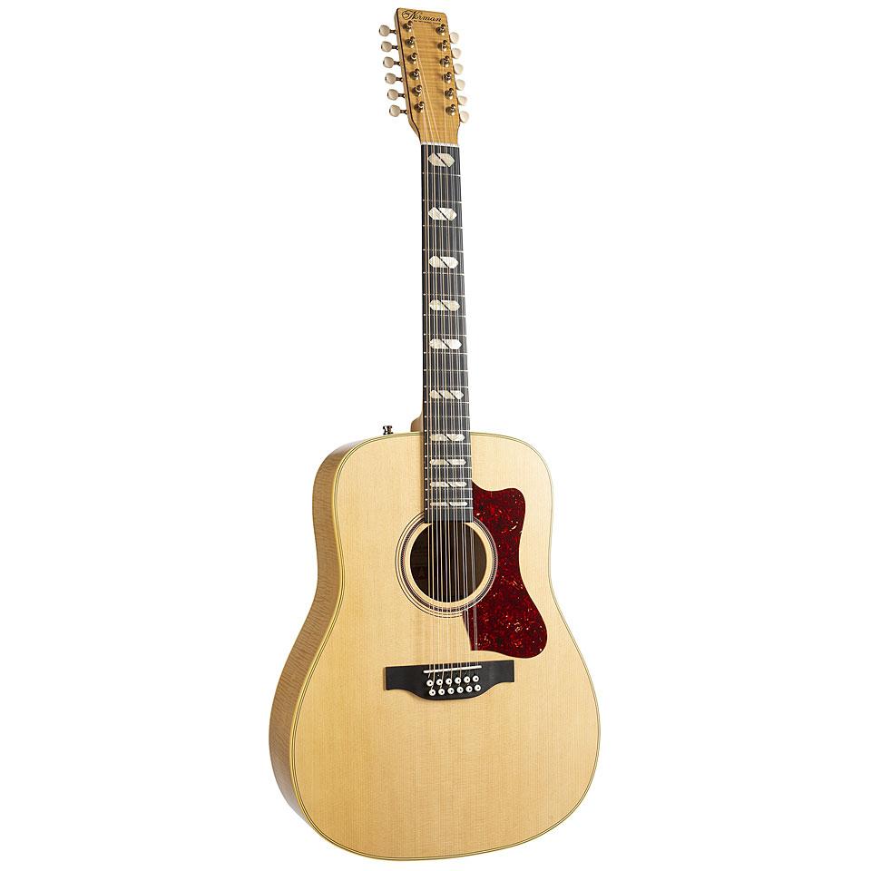 Westerngitarren - Norman B50 12 Natural SG Westerngitarre - Onlineshop Musik Produktiv