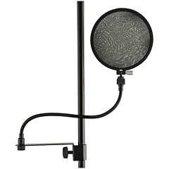 Stand Art Pop Filter with Rail « Mic Accessories
