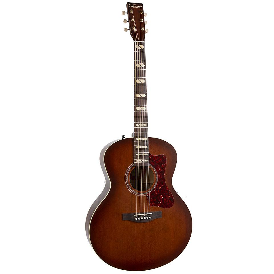 Westerngitarren - Norman ST30 MJ HB Westerngitarre - Onlineshop Musik Produktiv
