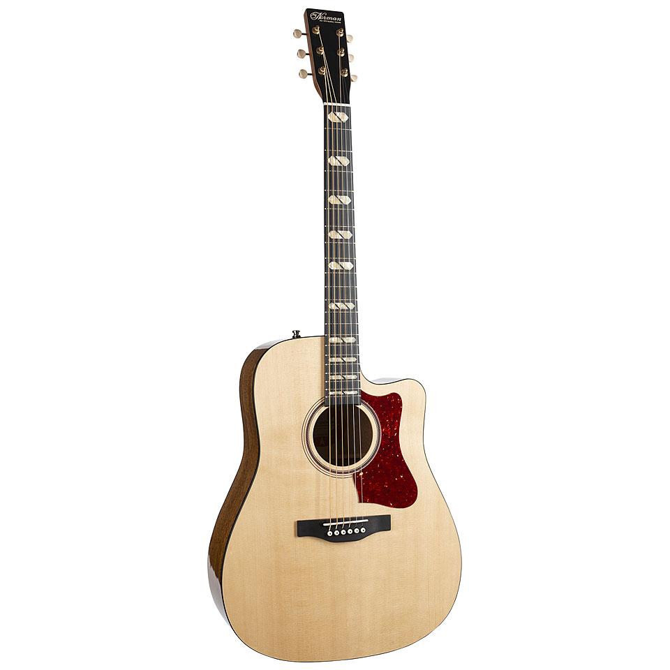 Westerngitarren - Norman ST40 CW NAT HG Westerngitarre - Onlineshop Musik Produktiv