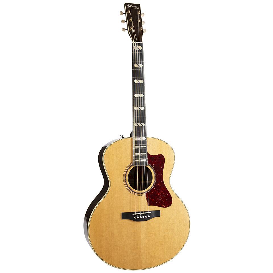 Westerngitarren - Norman ST68 MJ NAT HG Westerngitarre - Onlineshop Musik Produktiv