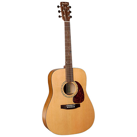 Guitarra acústica Simon & Patrick Woodland Cedar QIT
