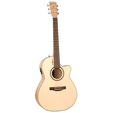 Acoustic Guitar Simon & Patrick Natural Elements CW Folk SG T35