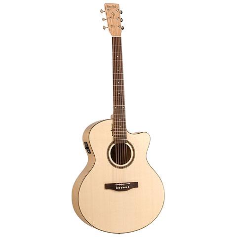 Acoustic Guitar Simon & Patrick Natural Elements CW MJ T35