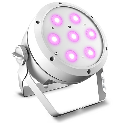 Lampe LED Cameo ROOT PAR 4 WH