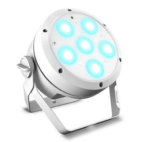 Lámpara LED Cameo ROOT PAR 6 WH