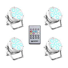 Cameo ROOT PAR 6 WH Set 1 « LED-Leuchte